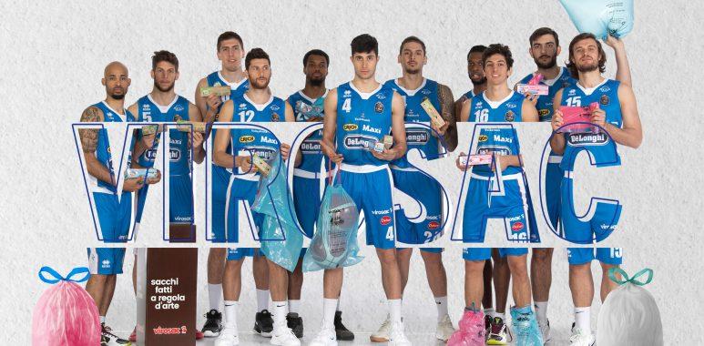 LBA Legabasket 4^ritorno 2019-20: una Dé Longhi Treviso rinfrancata riceve una Pompea Fortitudo Bologna minacciosa