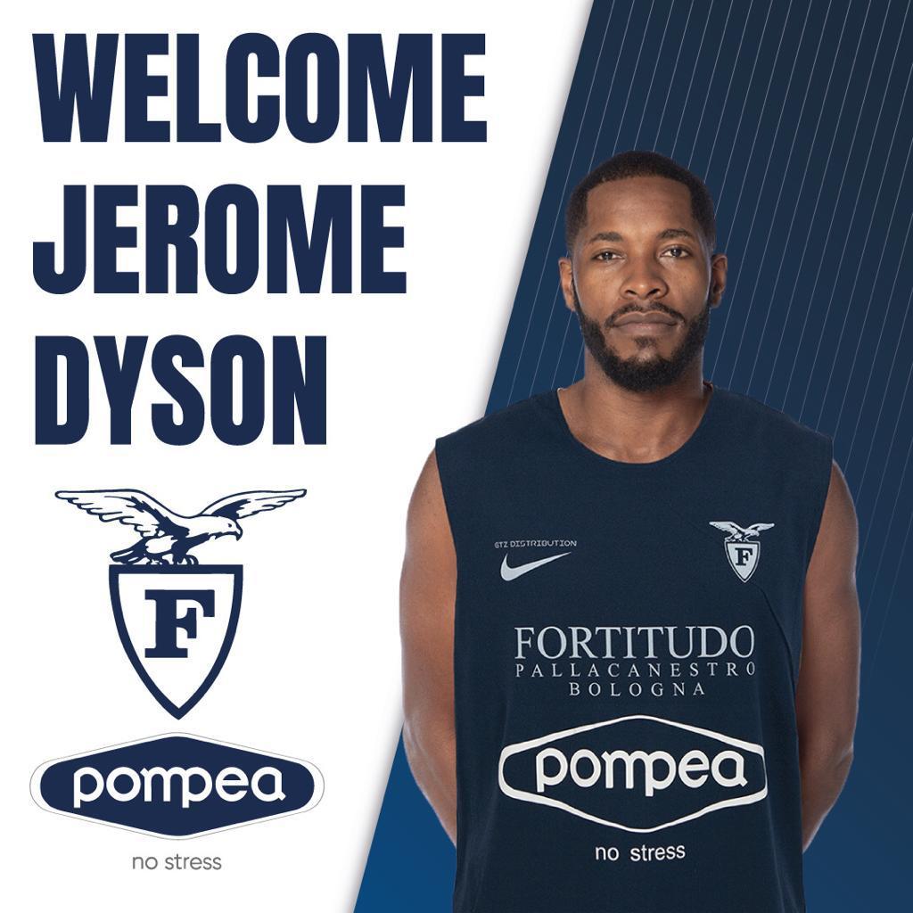 LBA Legabasket Mercato 2019-20: la Fortitudo Bologna ufficializza l'arrivo di Jerome Dyson e la Virtus Roma...?