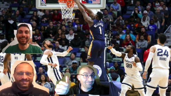 NBA 2019-20: è online il 16° episodio di