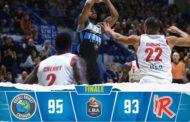 LBA Legabasket 4^ritorno 2019-20: la Vanoli Cremona ruggisce e risale la china battendo la Grissin Bon Reggio Emilia