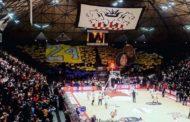 LBA Legabasket 5^ritorno 2019-20: nel ricordo di Kobe Bryant e Gigi a Pistoia la OriOra concede il bis battendo Reggio Emilia 86-79