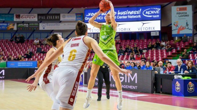 Lega Basket A1 Femminile 6^ritorno 2019-20: Venezia vince a Ragusa, Schio a Battipaglia, Fila e Geas tengono il passo, vittoria d'oro per Palermo