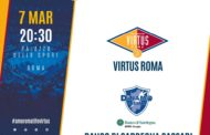 LBA Legabasket 7^ritorno 2019-20: la Virtus Roma rivoluzionata riceve una Dinamo Sassari claudicante