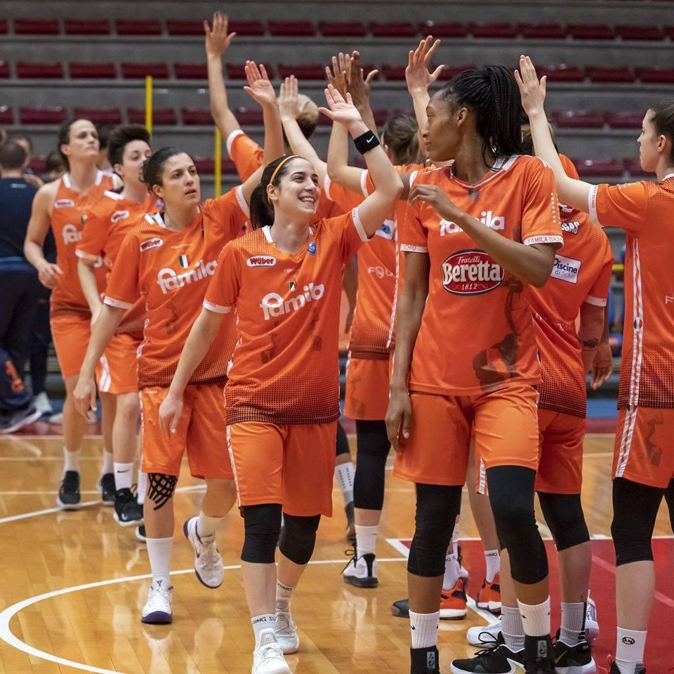 Lega Basket Femminile A1 7^ritorno 2019-20: contro le prime del Famila Schio prova di grande carattere del Geas Basket che cede 70-68