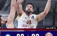 7DAYS EuroCup Top 16 #Round6 2019-20: la Reyer Venezia passa al PalaLeonessa battendo Brescia e si qualifica ai quarti