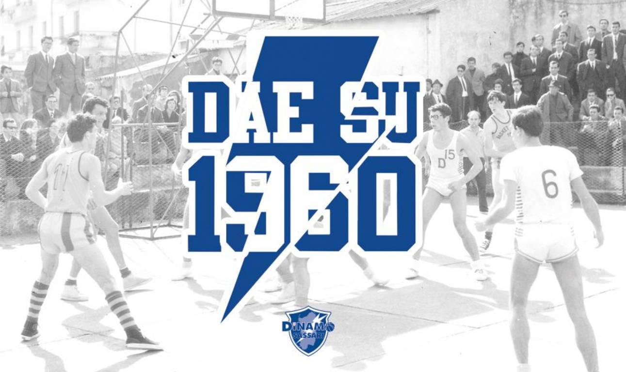 LBA Legabasket 2019-20: la Dinamo Sassari illustra le celebrazioni per il 60° compleanno del club tra un mese esatto