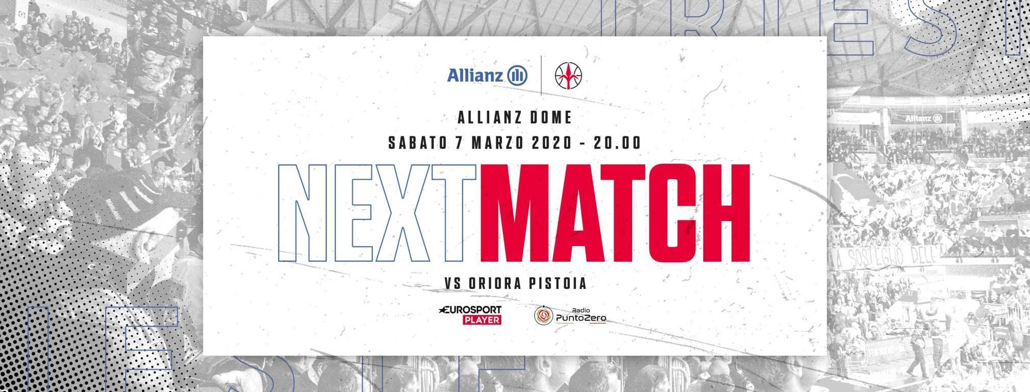 LBA Legabasket 7^ritorno 2019-20: spareggio in chiave salvezza a Trieste, arriva l'OriOra Pistoia