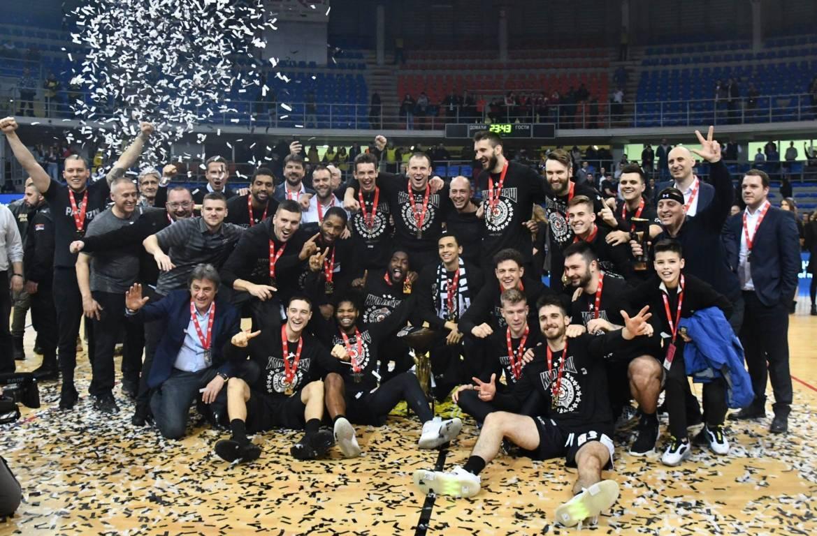 7DAYS EuroCup Top 16 #Round6 2019-20: la Dolomiti Energia Trentino a Belgrado vs il Partizan per chiudere la stagione europea