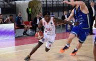 LBA Legabasket 7^ritorno 2019-20: la Virtus Roma sciupa un'altra chance vs una Dinamo Sassari bella solo un tempo