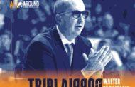 TriplaDoppia by All-Around.net 2019-20: 30^Puntata di TriplaDoppia con coach Walter De Raffaele, il coach Campione d'Italia!