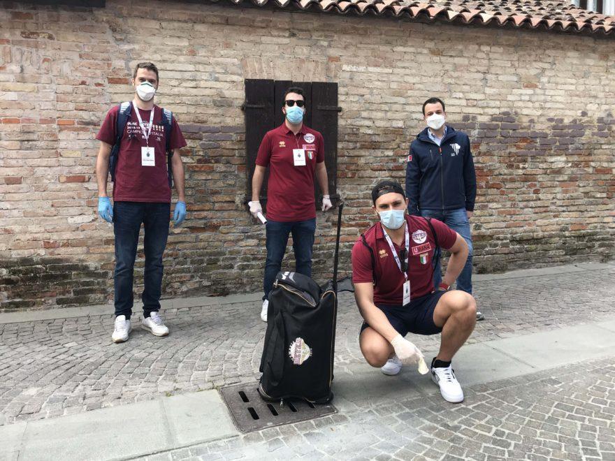 LBA Legabasket 2019-20: anche la Reyer Venezia attiva nel territorio per il contrasto al COVID-19