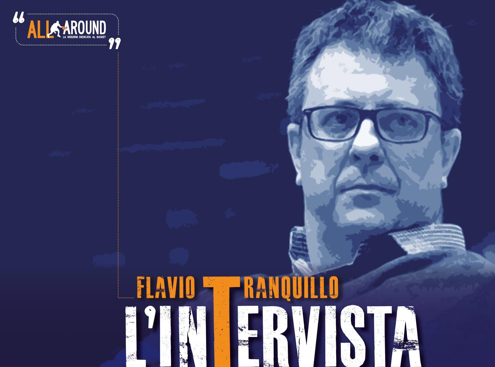 TriplaDoppia by All-Around.net 2019-20: 29^Puntata di TriplaDoppia con il Numero Uno dei giornalisti di basket in Italia, al secolo Flavio Tranquillo