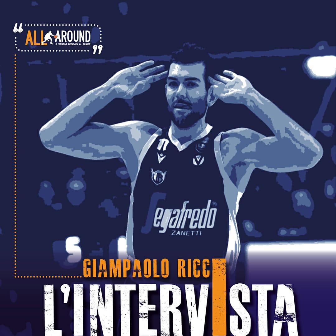 Interviste by All-Around.net 2019-20: Giampaolo detto Pippo Ricci, ovverossia la dedizione ed il lavoro al potere!
