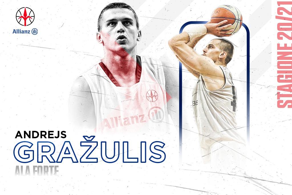 LBA Legabasket Mercato 2020-21: nuovo contratto per Gabriele Procida a Cantù ed a Trieste arriva Andrejs Gražulis