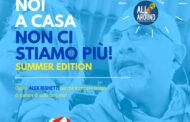 Storie di Basket 2019-20: un nuovo sabato pomeriggio ai tempi del COVID-19 con Fabrizio Noto ed Ale Ortenzi ed in compagnia di Alex Righetti più sorpresa...