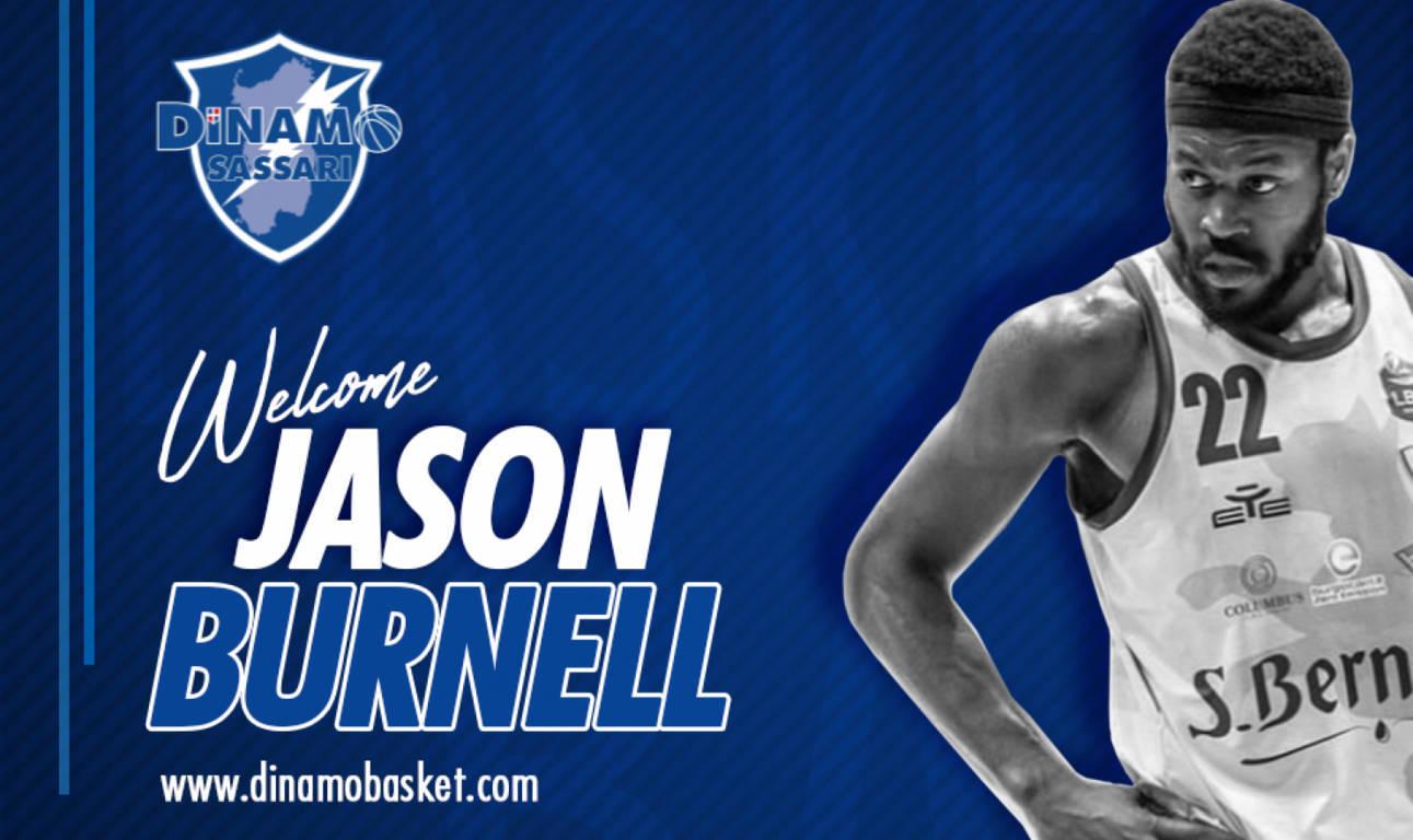 LBA Legabasket Mercato 2020-21: il primo acquisto della Dinamo Sassari è Jason Burnell ed a Varese è Giovanni De Nicolao