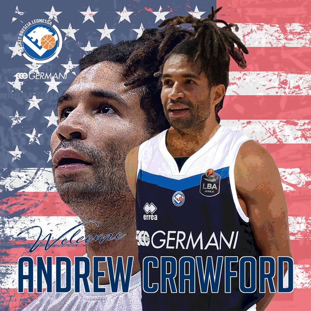 LBA Legabasket Mercato 2020-21: ancora Brescia protagonista ecco l'arrivo di Andrew