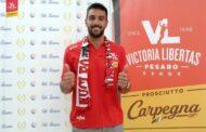 LBA Legabasket Mercato 2020-21: Matteo Tambone alla Carpegna Prosciutto Pesaro oggi è stato il suo giorno