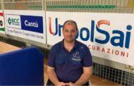 Basket in carrozzina #SerieAFipic Mercato 2020-21: l'UnipolSai Briantea84 conferma la sua fiducia al ponte di comando a coach Daniele Riva