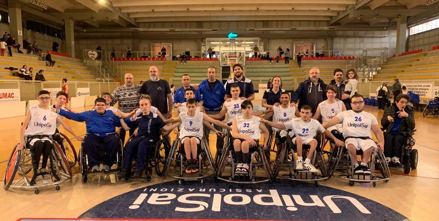 Basket in carrozzina Giovanili 2020-21: un anno di basket in carrozzina del settore giovanile della UnipolSai Briantea84 junior