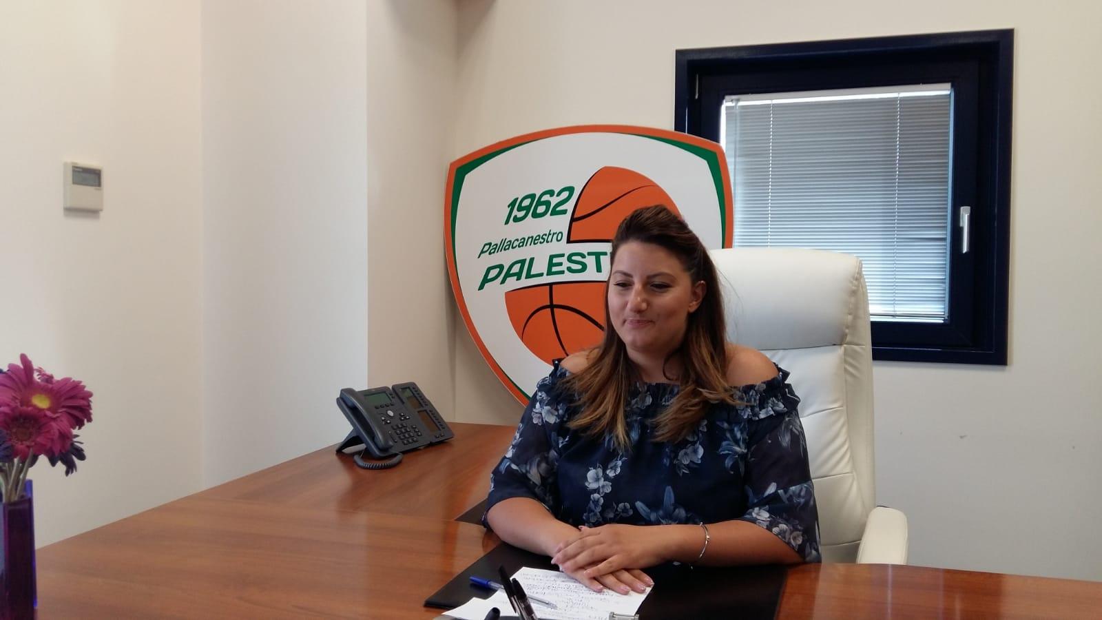 Serie B Old Wild West 2020-21: il Presidente Fabiola Cilia detta la linea per la prossima stagione della Pallacanestro Palestrina