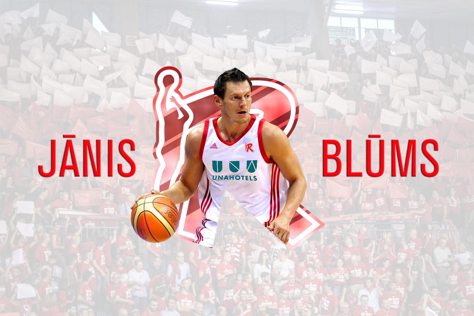 LBA Legabasket Mercato 2020-21: Reggio Emilia guarda di nuovo a est con l'arrivo di Janis Blums