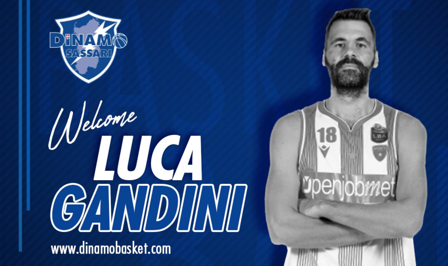 LBA Legabasket 2020-21: Sassari chiude il roster con Luca Gandini, Reggio Emilia ritrova Giordano Consolini e ha l'accordo con Filippo Baldi Rossi, separazione tra Fortitudo e Maarten Leunen