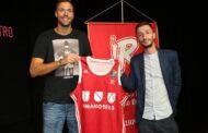LBA Legabasket Mercato 2020-21: è stato presentato oggi Filippo Baldi Rossi alla UnaHotels Reggio Emilia