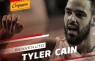 LBA Legabasket Mercato 2020-21: un rinforzo d'esperienza sotto canestro per Pesaro, ecco Tyler Cain