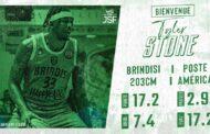 LBA Legabasket Mercato 2020-21: prosegue l'esodo a Brindisi con Tyler Stone a Nanterre