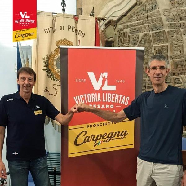 LBA Legabasket Mercato 2020-21: alla Vuelle Pesaro si costruisce anche fuori dal campo con Walter Magnifico