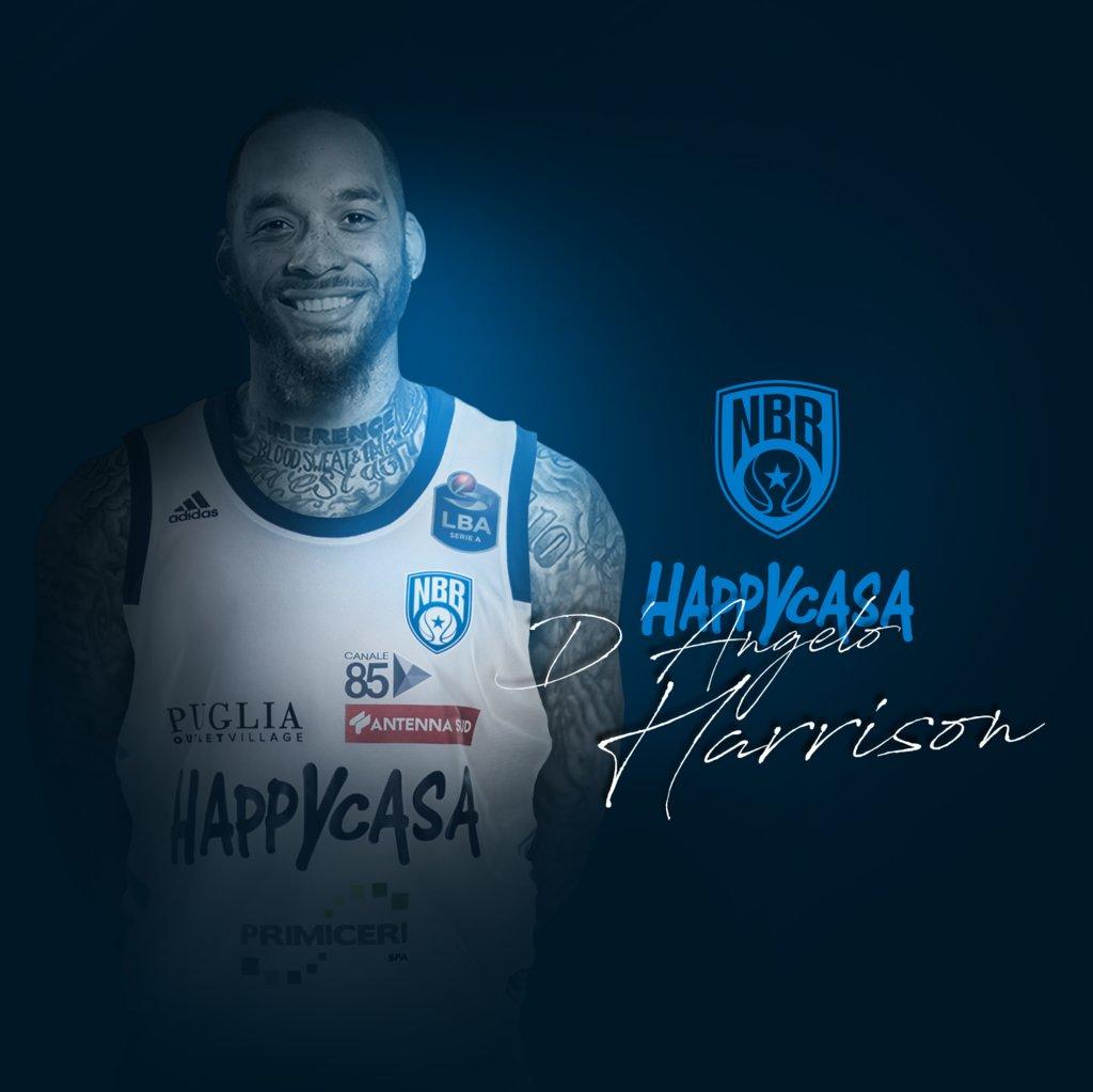 LBA Legabasket Mercato 2020-21: Brindisi ha trovato l'erede di Adrian Banks con D'Angelo Harrison