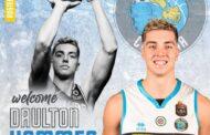 LBA Legabasket Mercato 2020-21: la Vanoli Cremona aggiunge al proprio roster l'ala rookie Daulton Hommes