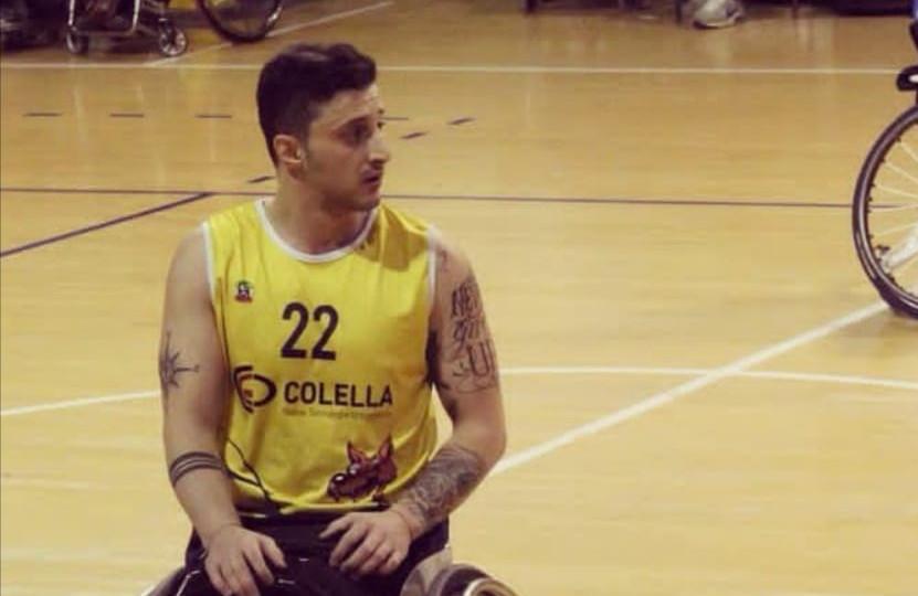 Basket in carrozzina #SerieAFipic Mercato 2020-21: ancora protagonista la Dinamo Lab Sassari che ingaggia Daniele Magrì da Reggio Calabria