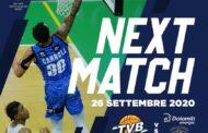 LBA Legabasket 1^ andata 2020-21: si comincia domani con Treviso-Trento al Palaverde