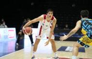 Storie di Basket 2020-21: sarà Leo Candi il nuovo capitano dell'UnaHotels Reggio Emilia che attende al debutto la corazzata Olimpia Milano