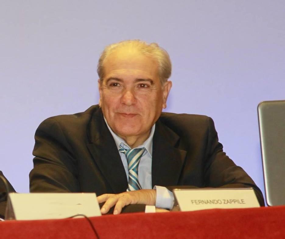 Basket in carrozzina Fipic 2020-21: è ancora Fernando Zappile il Presidente della Fipic per il prossimo quadriennio