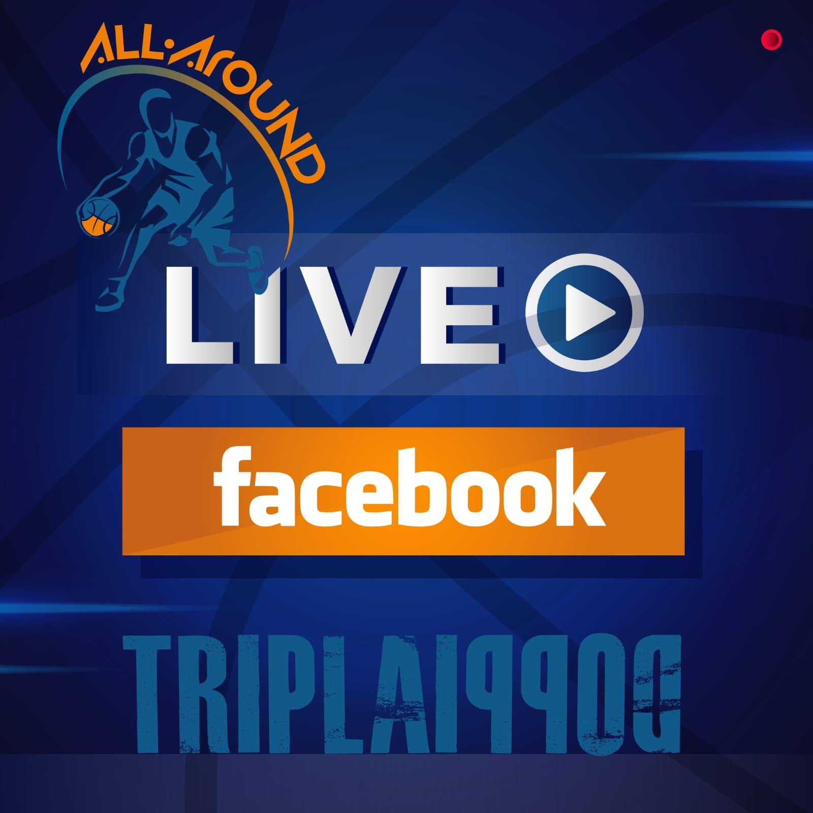 TriplaDoppia by All-Around.net 2020-21: 26^ Puntata live su Facebook di TriplaDoppia con la LBA che riparte e molto altro ancora