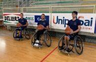 Basket in carrozzina #SerieAFipic Mercato 2020-21: tre giovani aggregati alla prima squadra dell'UnipolSai Briantea84