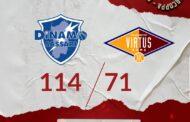 Eurosport LBA Supercoppa 2020: la Dinamo Sassari vince nettamente al debutto vs la Virtus Roma senza americani, anzi no...