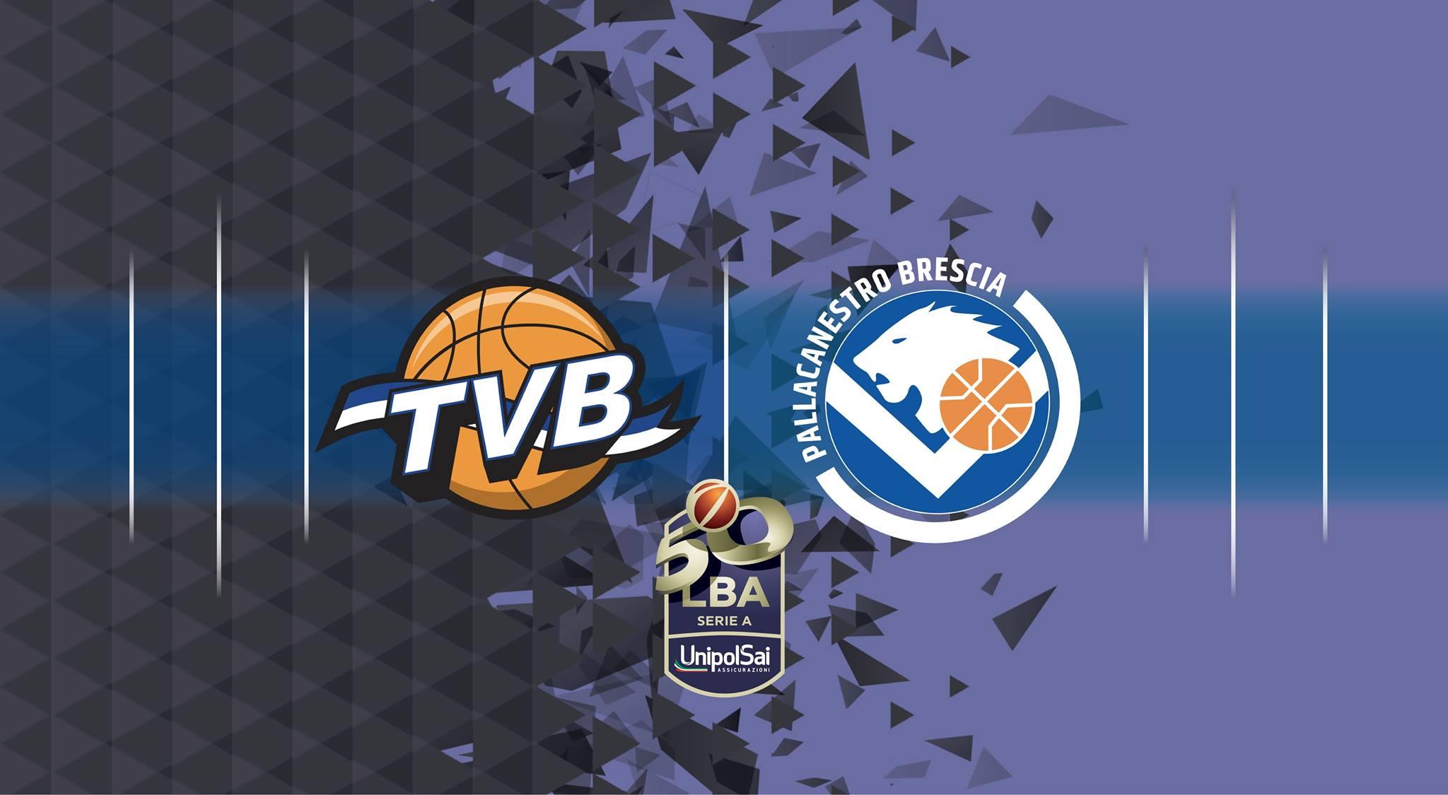 LBA Legabasket 3^ andata 2020-21: Treviso vuole punti importanti contro una Brescia che cerca continuità dopo la vittoria in Eurocup