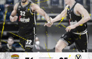 7DAYS Eurocup #Round5 2020-21: la Segafredo Virtus Bologna passa anche vs l'Antwerp Giants per 76-95