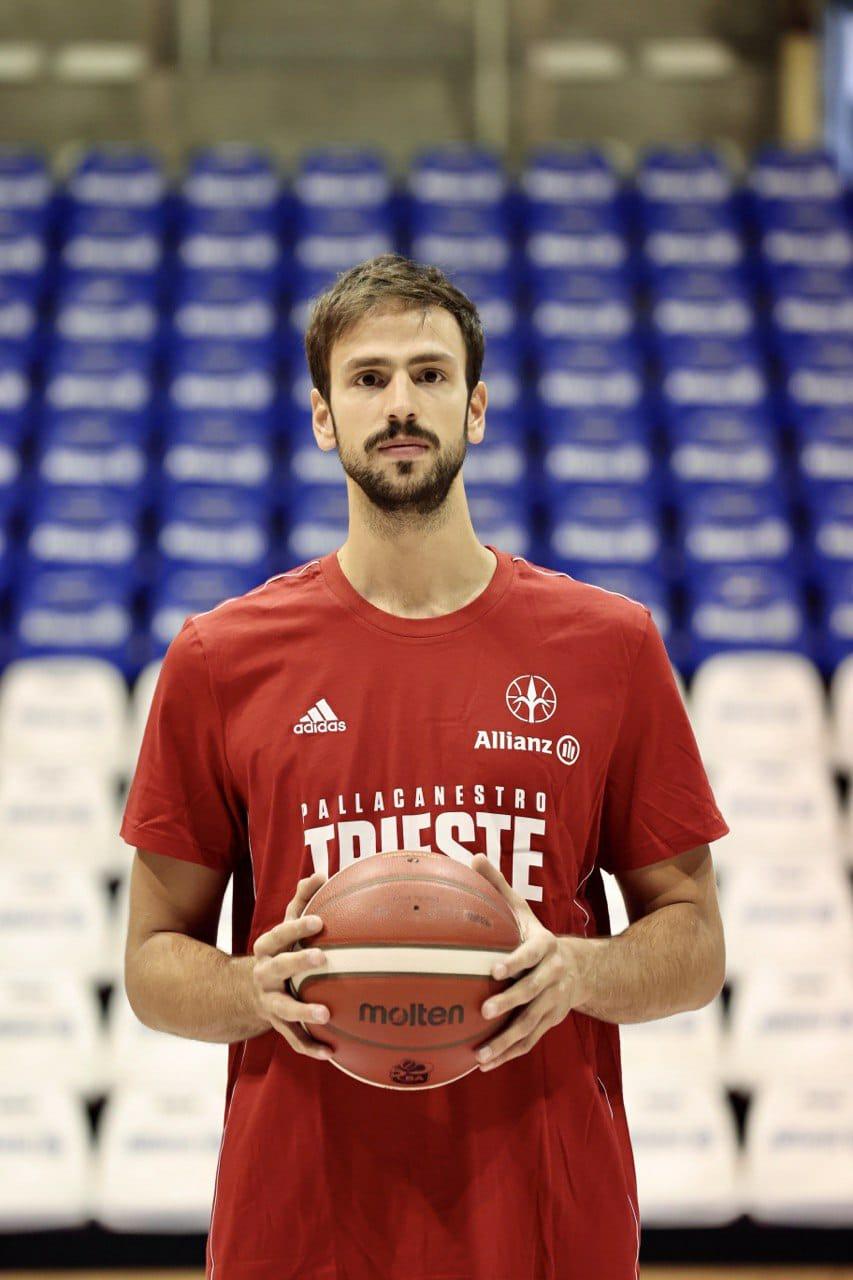 LBA Legabasket Mercato 2020-21: ancora l'Allianz Trieste protagonista (forzata) del mercato, arriva Marcos Delia