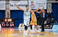 LBA Legabasket 2^ andata 2020-21: prima vittoria per l'Acqua S.Bernardo Cantù che passa vs Pesaro nel finale