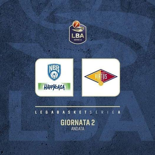 LBA Legabasket 2^ andata 2020-21: i Top&Down della Virtus Roma dopo la trasferta di Brindisi e non solo...