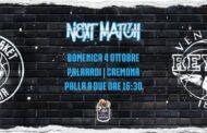 LBA Legabasket 2^ andata 2020-21: debutta in casa la Vanoli Cremona al PalaRadi ecco la fortissima Reyer Venezia