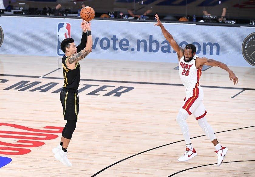 NBA #Finals 2019-20: il tiro della vita fallito da Green