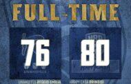 LBA Legabasket Unipolsai 3^ andata 2020-21: poco ardore nella sfida tra UnaHotels Reggio Emilia e Happy Casa Brindisi
