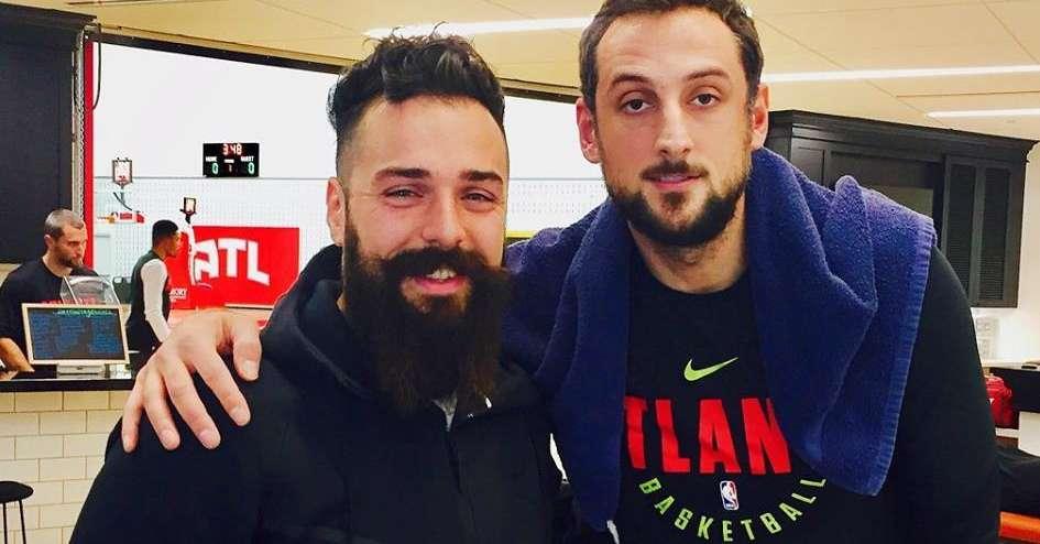 Non Solo Basket 2020-21: la vita del preparatore atletico nel basket? Matteo Del Principio a Reggio Emilia by Vanni Zagnoli