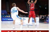 LBA Legabasket 2^ andata 2020-21: l'Olimpia Milano passeggia contro Treviso e pensa già all'Asvel